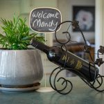 Hermitage Hideaway- Enjoy your complimentary wine